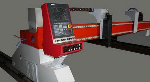 龙门式切割机150A等离子案例
