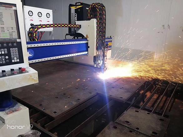 龙门式数控火焰切割机